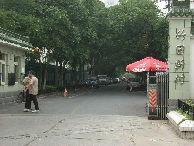 上海小区图片