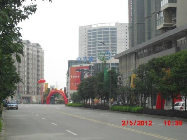 彭州市小区图片