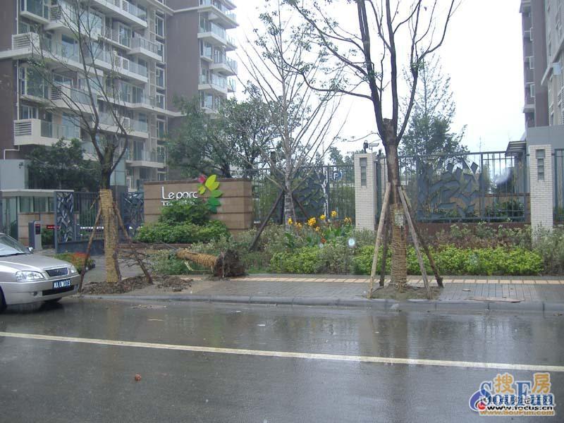 成都南城都汇1期汇翠园小区图片