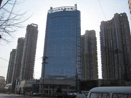 中港世银大厦