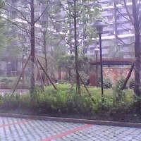 成都锦江城市花园二期外景图