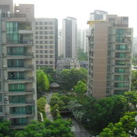 杭州中天西城纪图片
