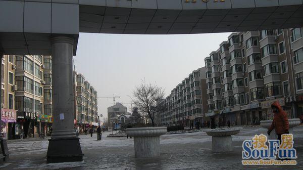沈阳宏发金华苑小区图片