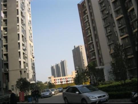 武汉沈家湾花园小区图片
