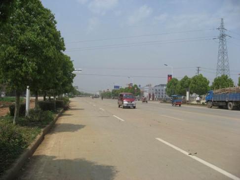 武汉龙泰北郦湖外景图