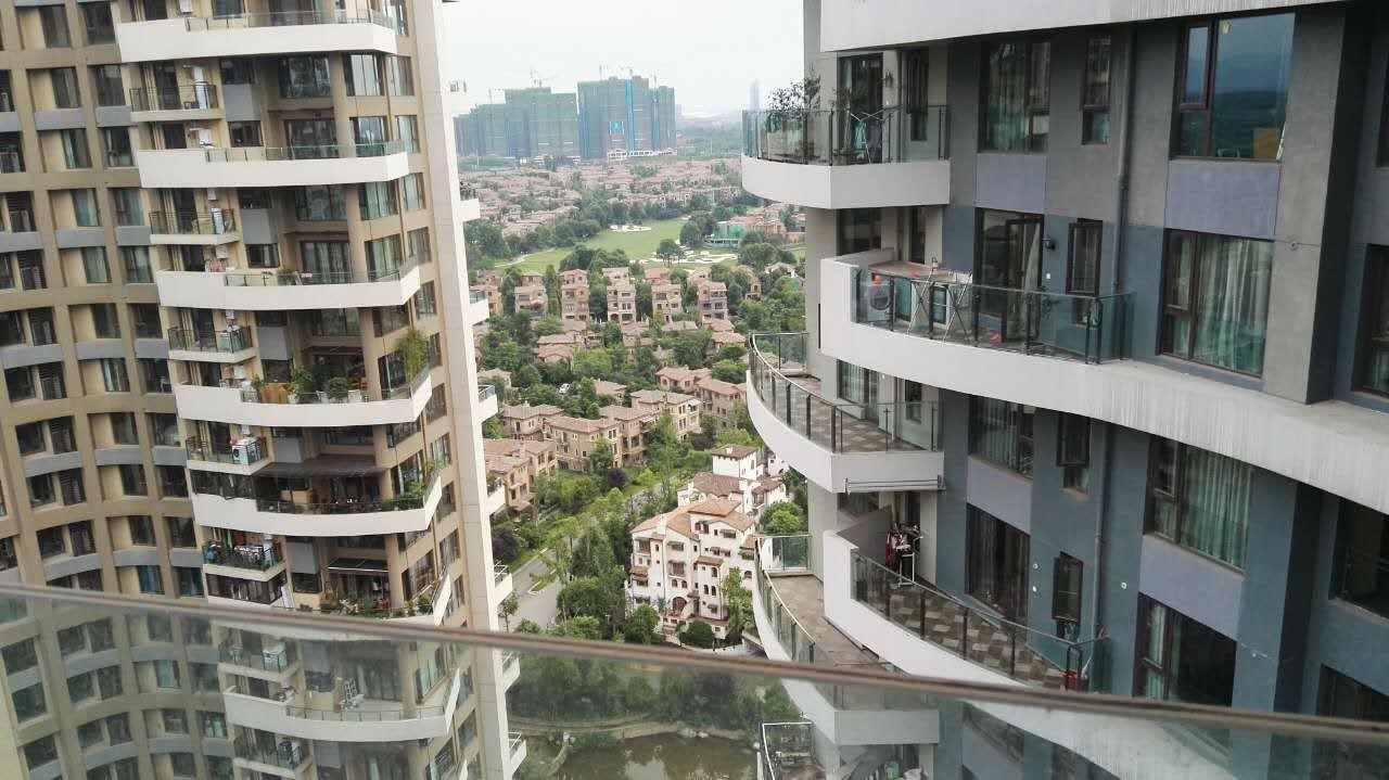 麓山国际茵特拉肯大平层 中庭位置 俯瞰别墅群 150带车位图片