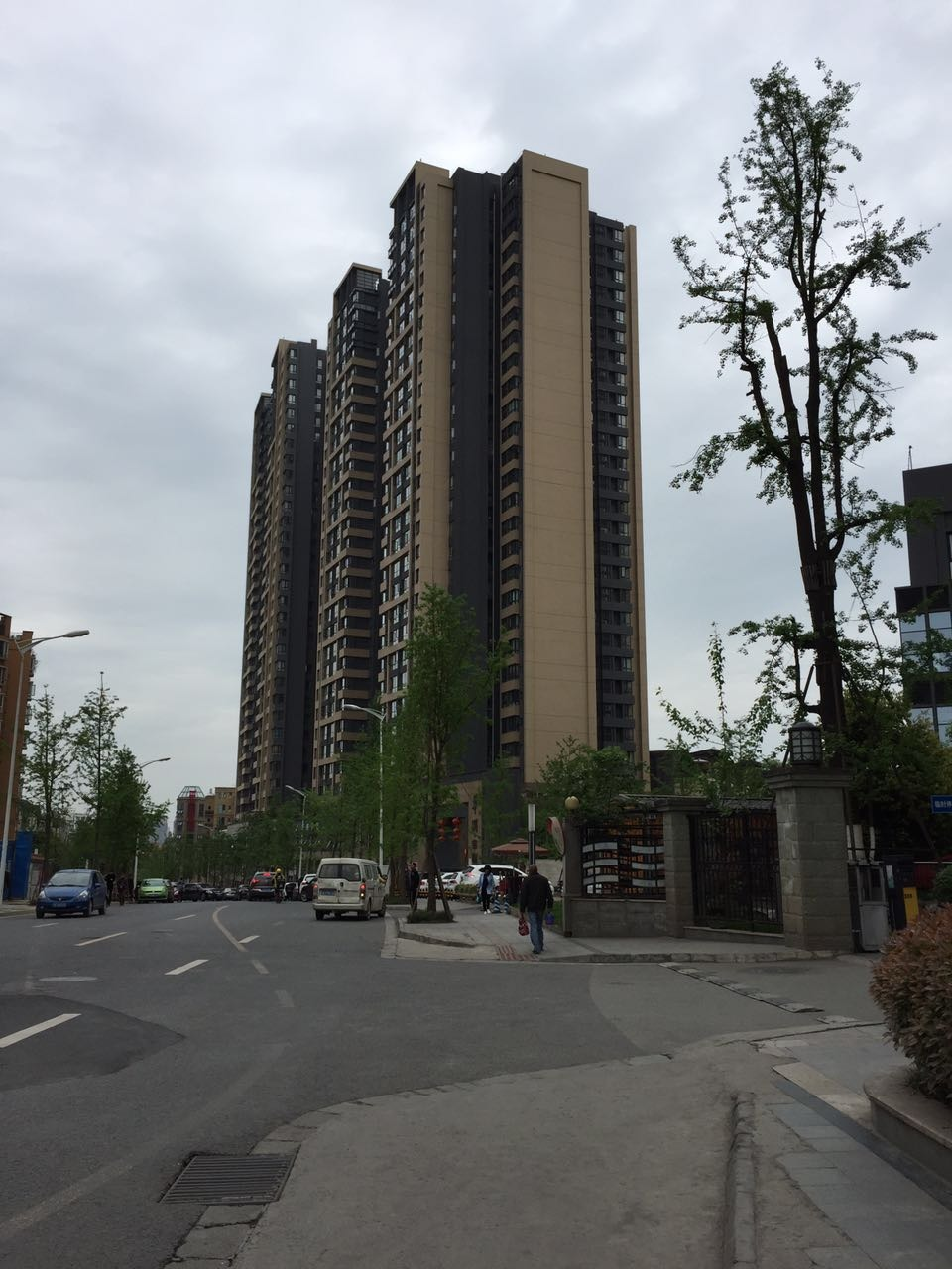成都德馨苑(锦江)外景图
