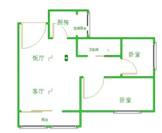 推推99成都房产网丽水澜庭户型图