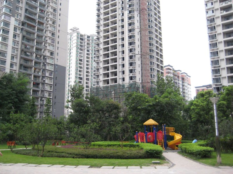 推推99重庆房产网御景天成外景图