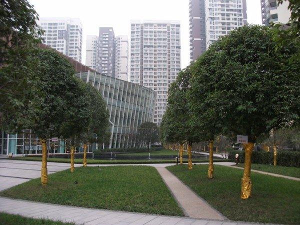 重庆小区图片