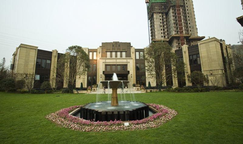 推推99重庆房产网象屿两江公元外景图