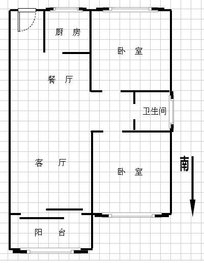 长沙凯通国际户型图