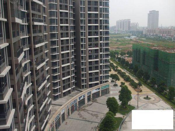 东莞星城国际花园外景图