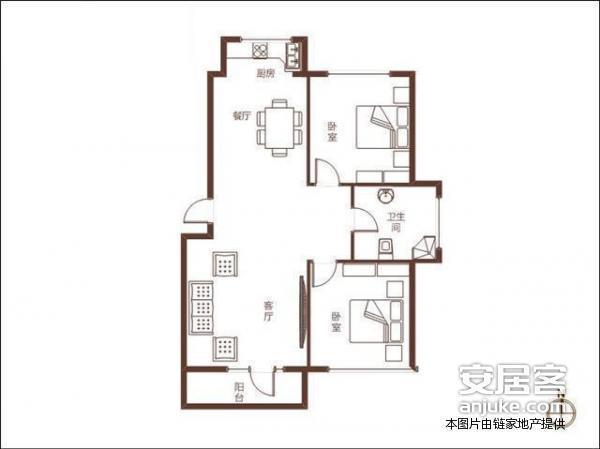 推推99房产网万科金域华府在售新房房源图片