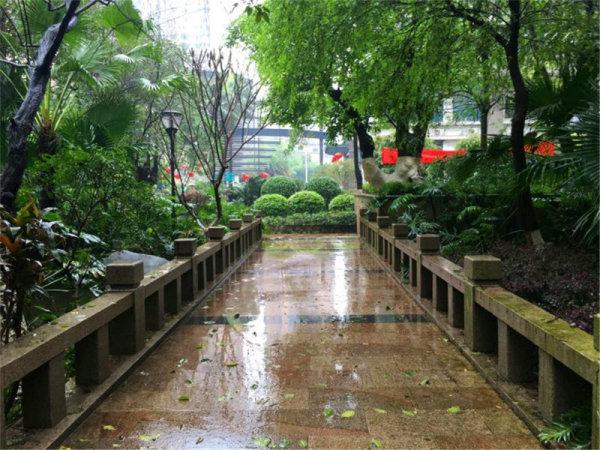 惠州园洲花园图片