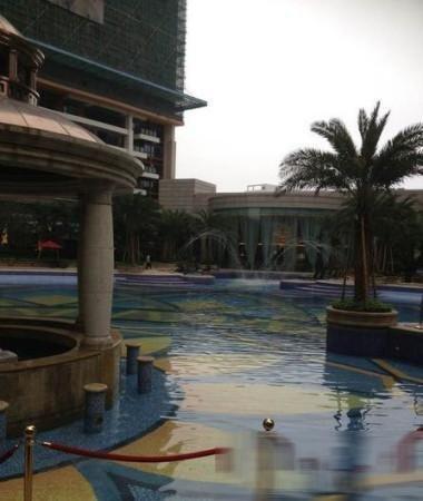 惠州佳兆业中心外景图