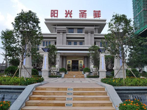 惠州阳光圣菲外景图