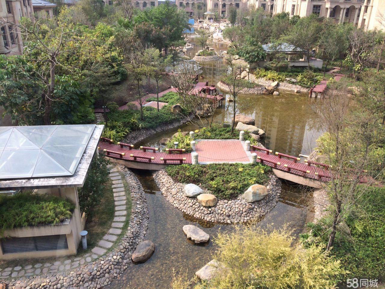 推推99惠州房产网德威朗琴湾外景图