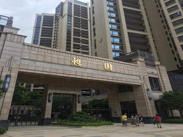 惠州昶园外景图