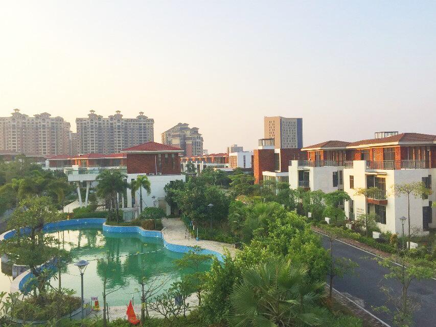 惠州弘城厚园外景图