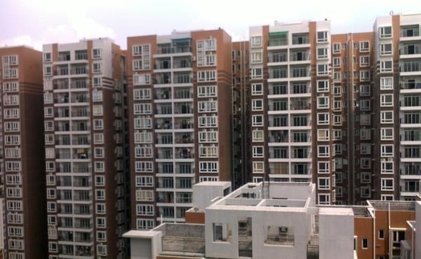 推推99惠州房产网秋谷阳光园外景图