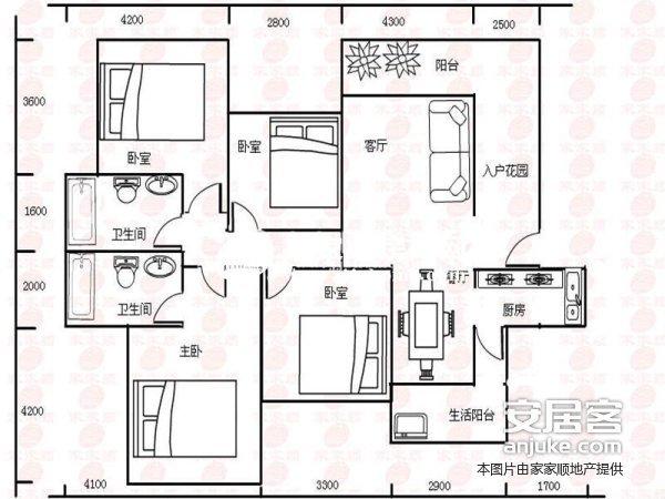 推推99惠州房产网仁和卫城户型图