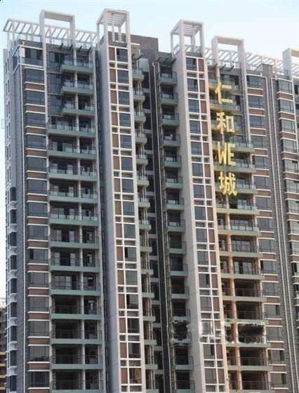 推推99惠州房产网仁和卫城外景图