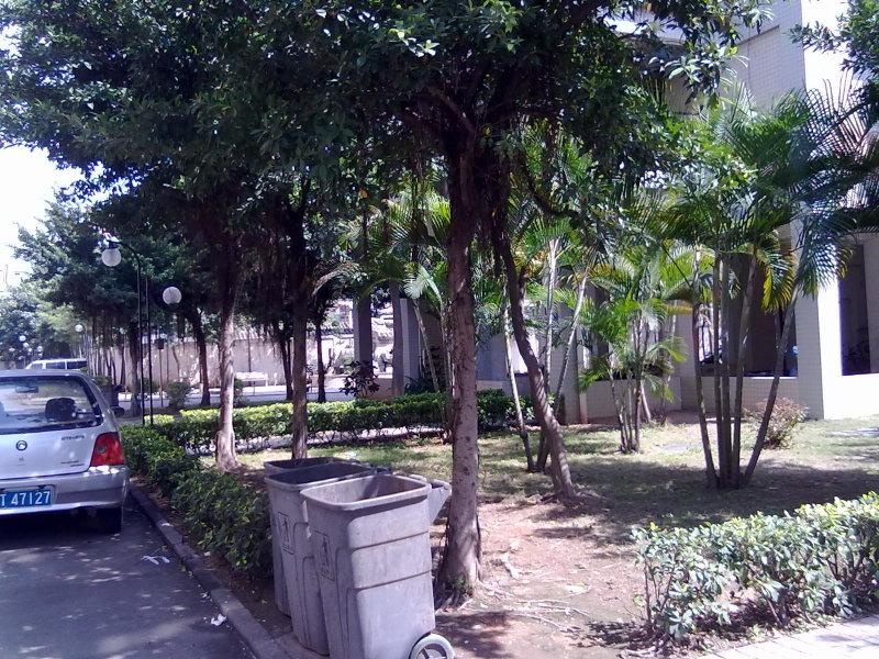 中山汇豪花园外景图