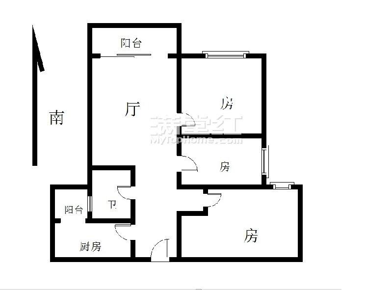推推99中山房产网中海锦城户型图