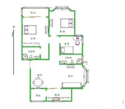 推推99房产网紫金文苑在售新房房源图片