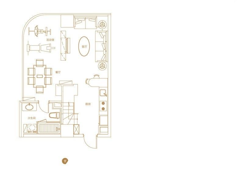 推推99杭州房产网中大银泰城户型图