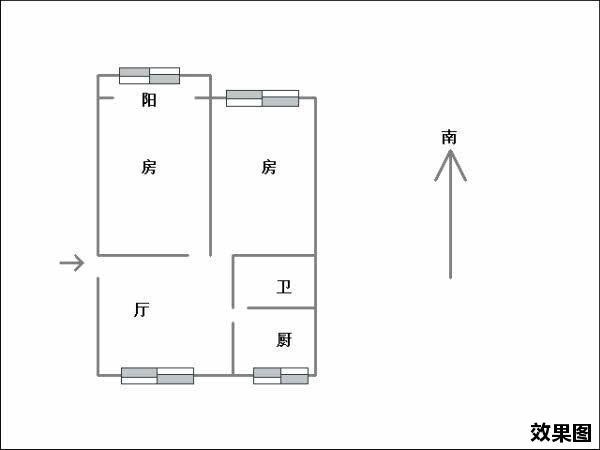 推推99杭州房产网环西新村户型图