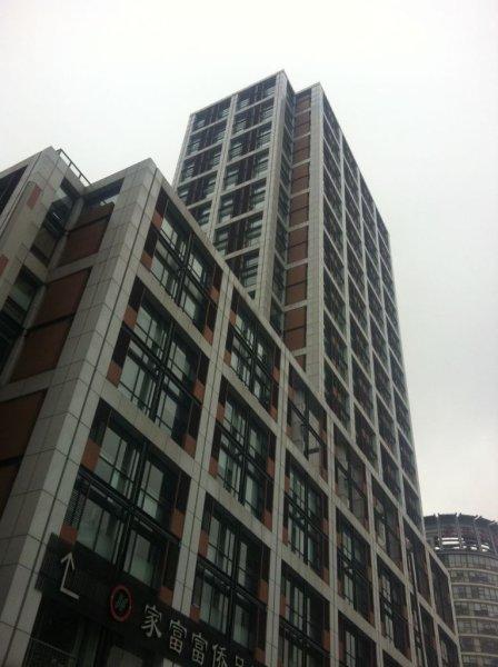杭州红石中央大厦外景图