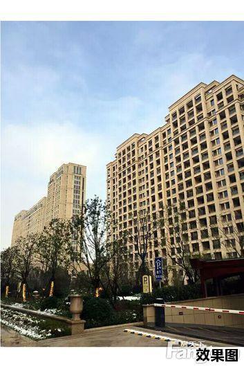 杭州万和玺园外景图
