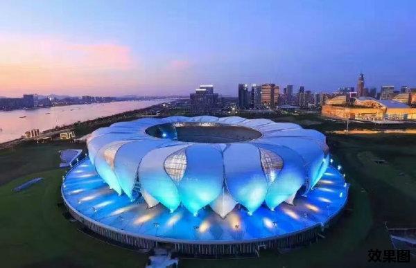 杭州莱蒙水榭春天图片
