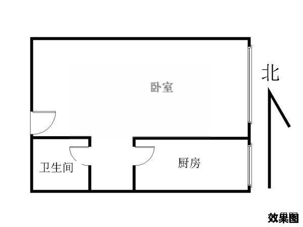 杭州钱江国际时代广场户型图