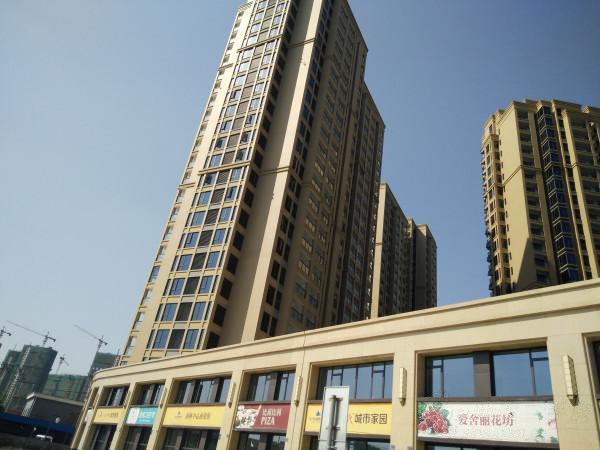 杭州新时代城市家园外景图