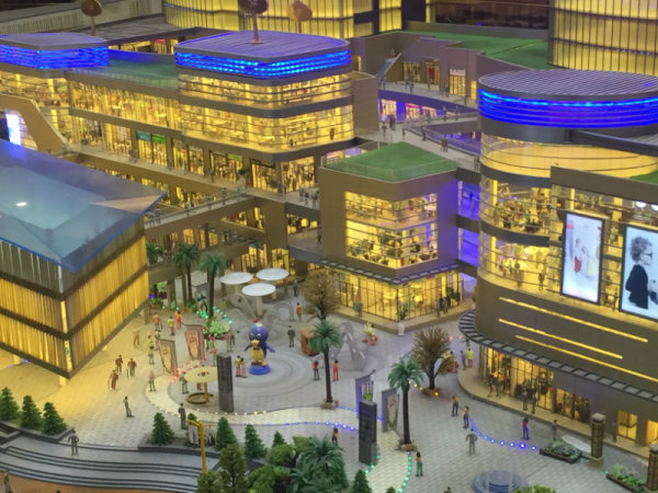 杭州万宝城图片