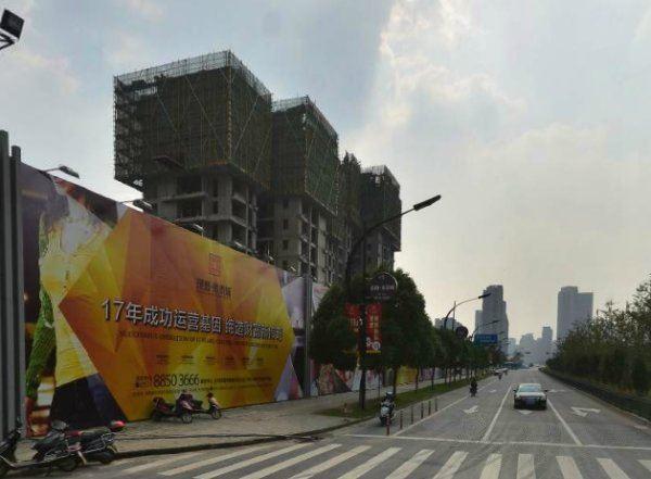 杭州理想银泰城外景图