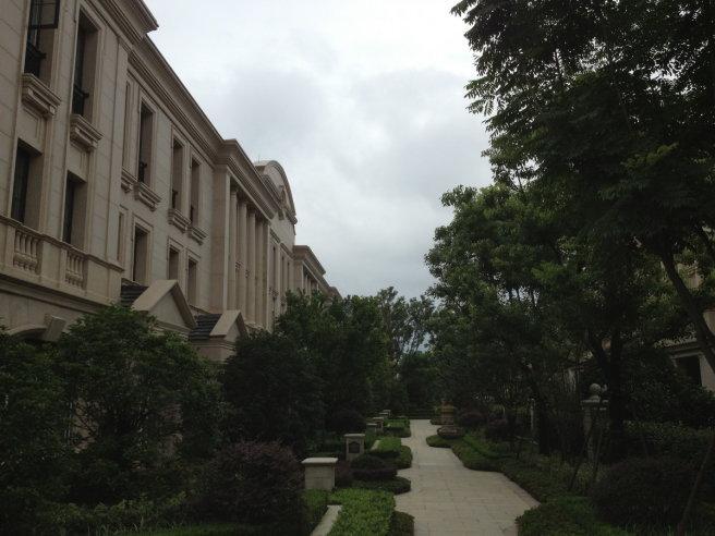 杭州赞成良著外景图