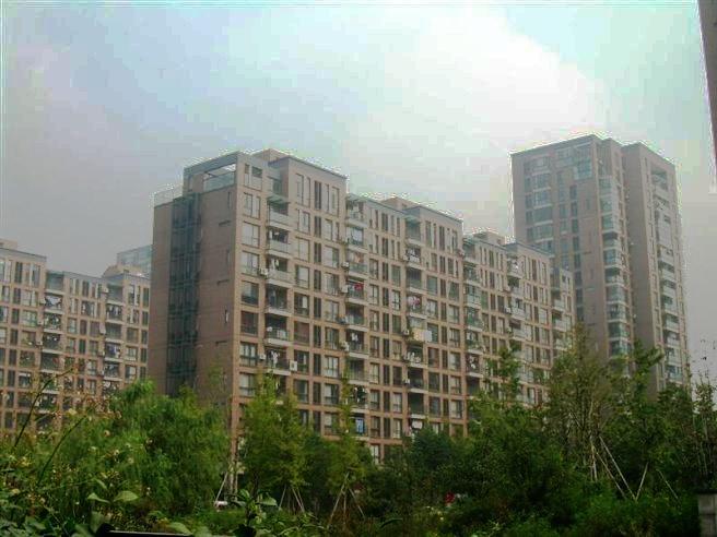 杭州世纪新城外景图