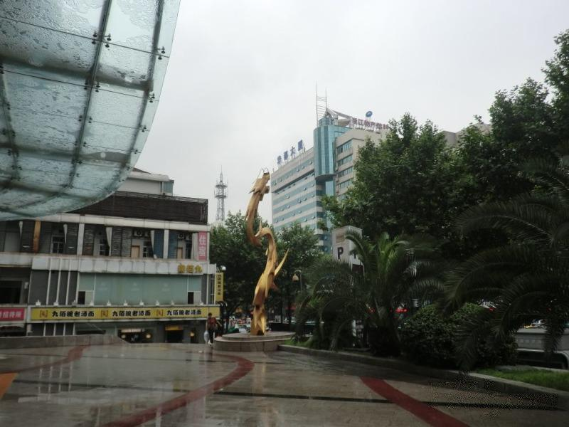 杭州嘉德广场外景图