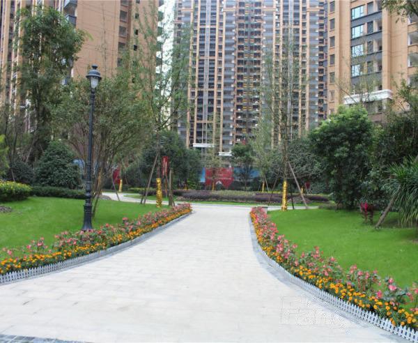 杭州复地壹中心外景图