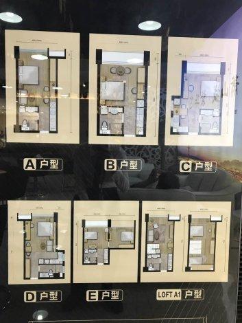 推推99房产网欢腾国际在售新房房源图片