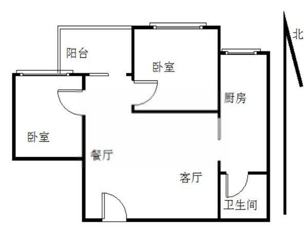 推推99杭州房产网翠苑三区户型图