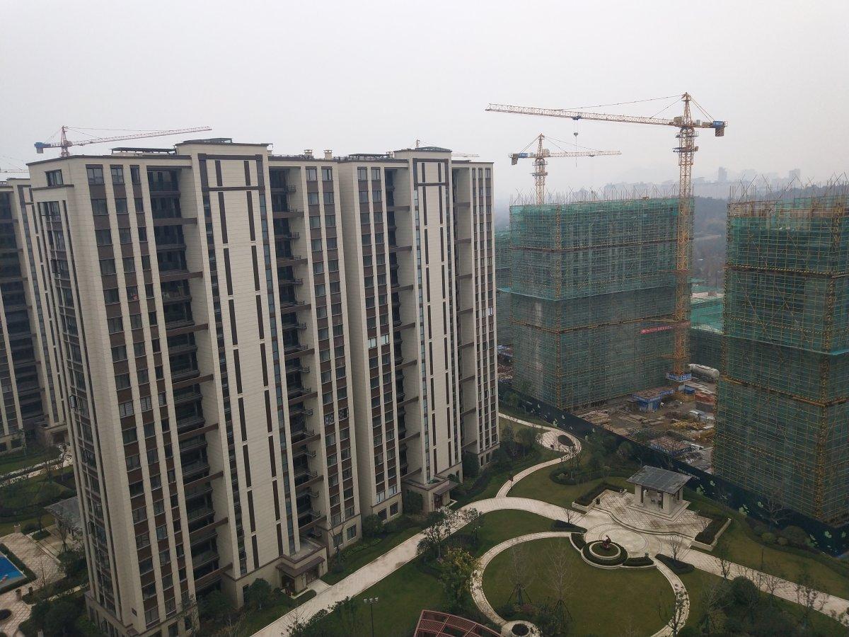 杭州金成英特学府外景图