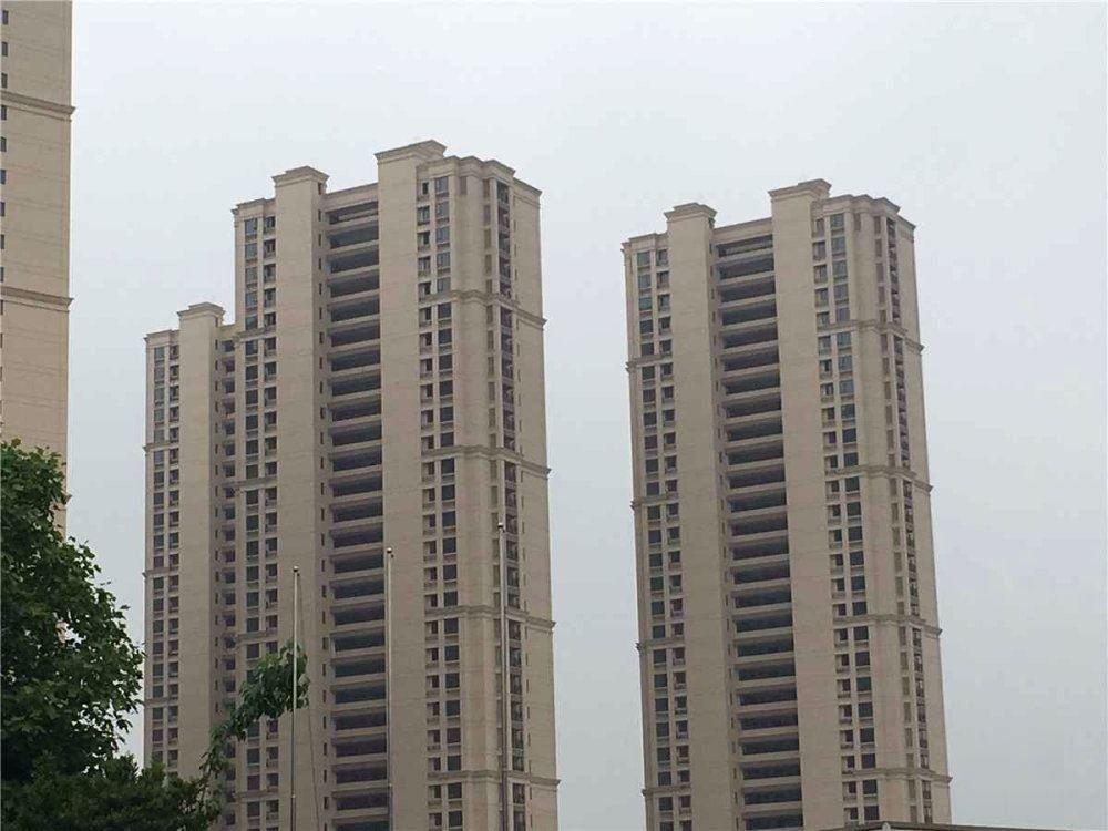 杭州雅居乐国际花园外景图