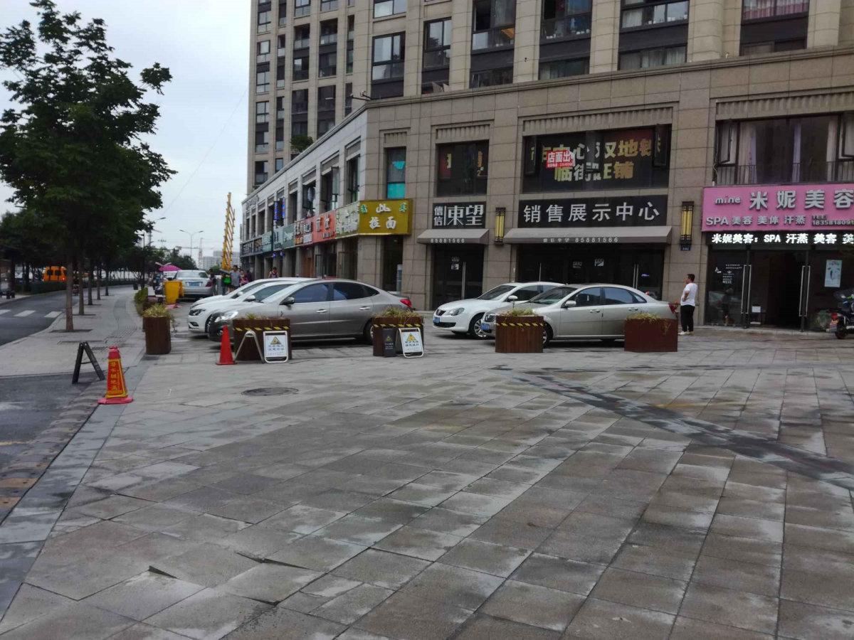 杭州德信东望外景图