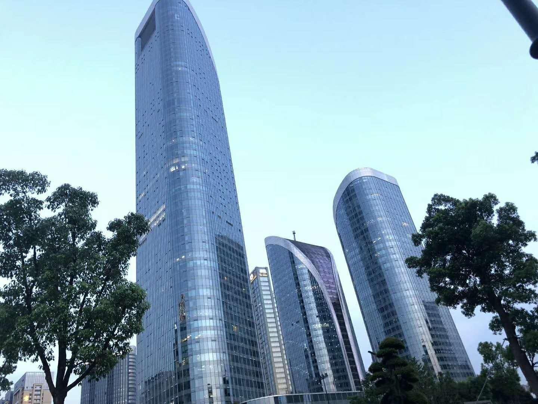 推推99房产网杭州博地中心写字楼房源出租房源图片