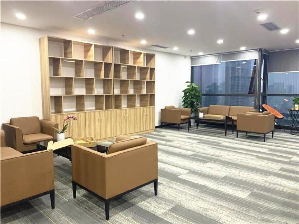 推推99房产网杭州世贸丽晶城欧美中心写字楼房源出租房源图片